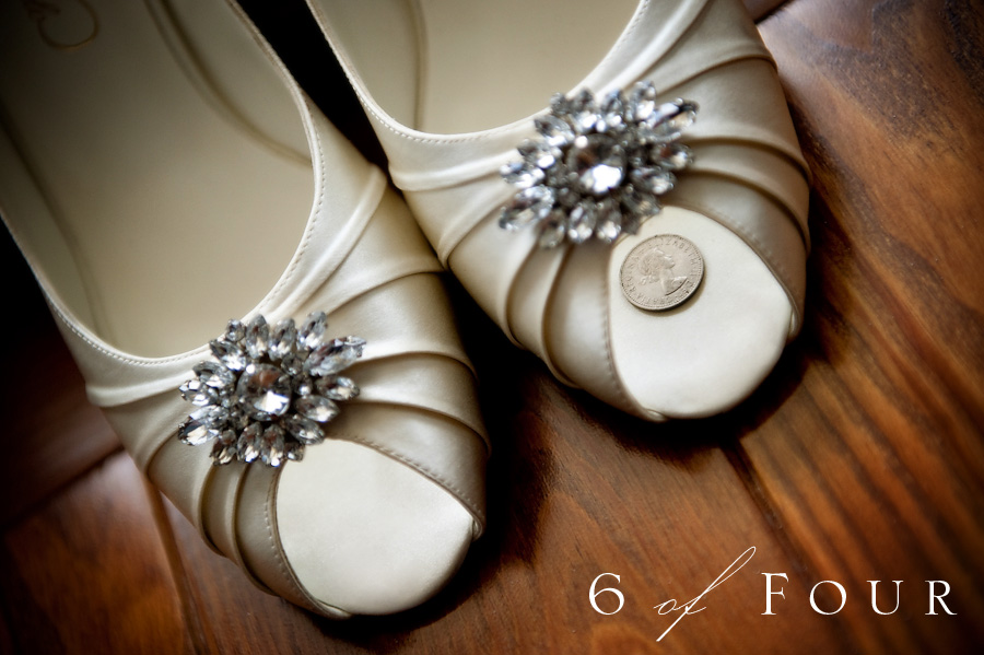 Wedding Shoe Sixpence, 6 of Four