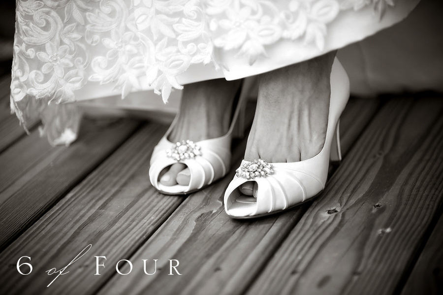 Wedding Shoes Photography 6 of Four