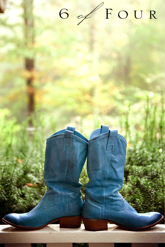 Old_Edwards_Inn_Highlands_North_Carolina_Wedding_blue_cowboy_boots